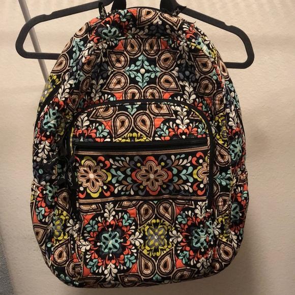 Vera Bradley Backpack like new